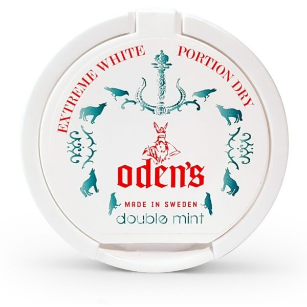 Oden's Double Mint Extreme White Dry