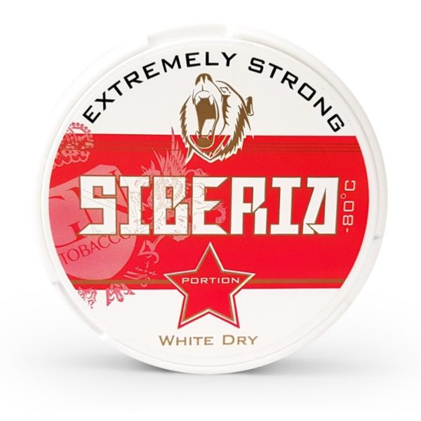 Siberia -80 Degrees White Dry